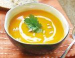 Pumpkin carrot soup