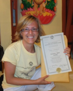 Ambika certificate
