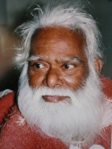 Swamiji beard