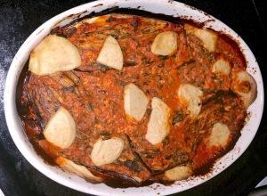 Melanzana lasagne